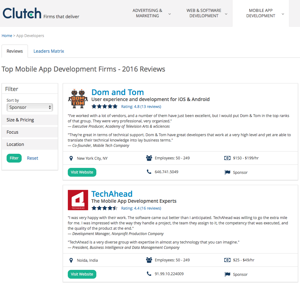 clutch_sponsored_results