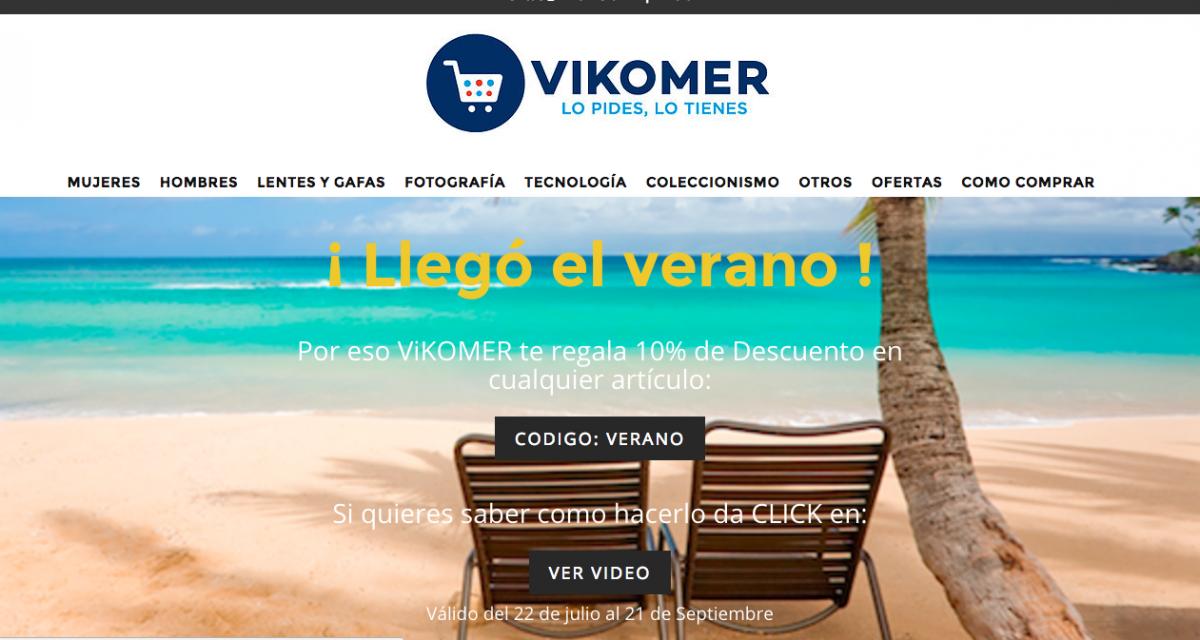 Vikomer