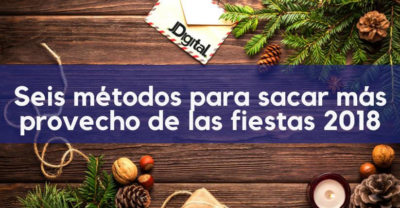 fiestas 2018 marketing digital ecommerce