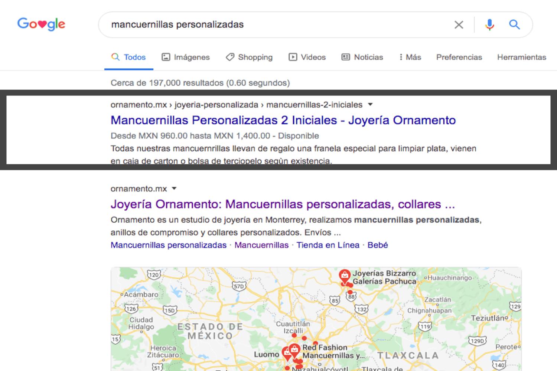 Posición 1 en google, SEO, Agencia Marketing Digital