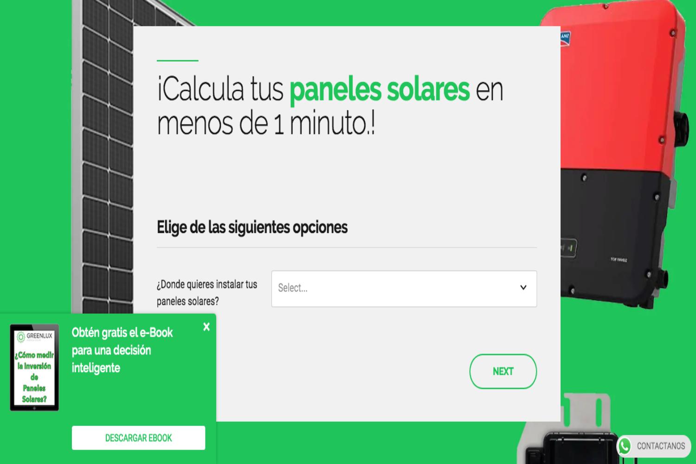 Posicionamiento SEO, Paneles Solares en Monterrey, Agencia de Marketing Digial