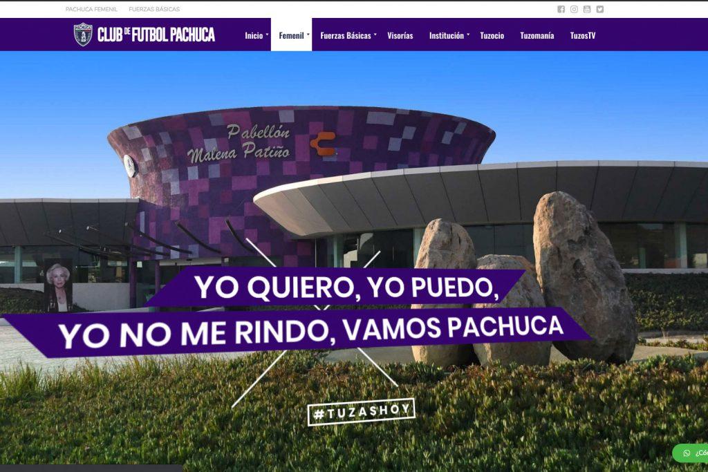 Sitio-web-Club-Pachuca-inicio-Femenil